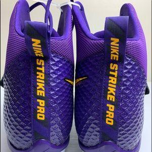 Mens Nike Lunar Strike Pro TD Football Cleats NWOT